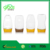 G-12 360ml 500g Plastic Honey Bottles with silicone vavle lid/cap Plastic PET Bottle For Honey Packing Bottle