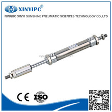 china product airtac adjustable stroke pneumatic cylinder