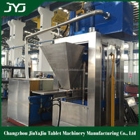 Animal salt mineral licking block press machine ---30years manufacturer