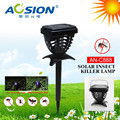 Useful green energy solar powered electronic mosquito trap