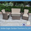 indoor outdoor garden rattan wicker sofa set outdoor furniture cushion