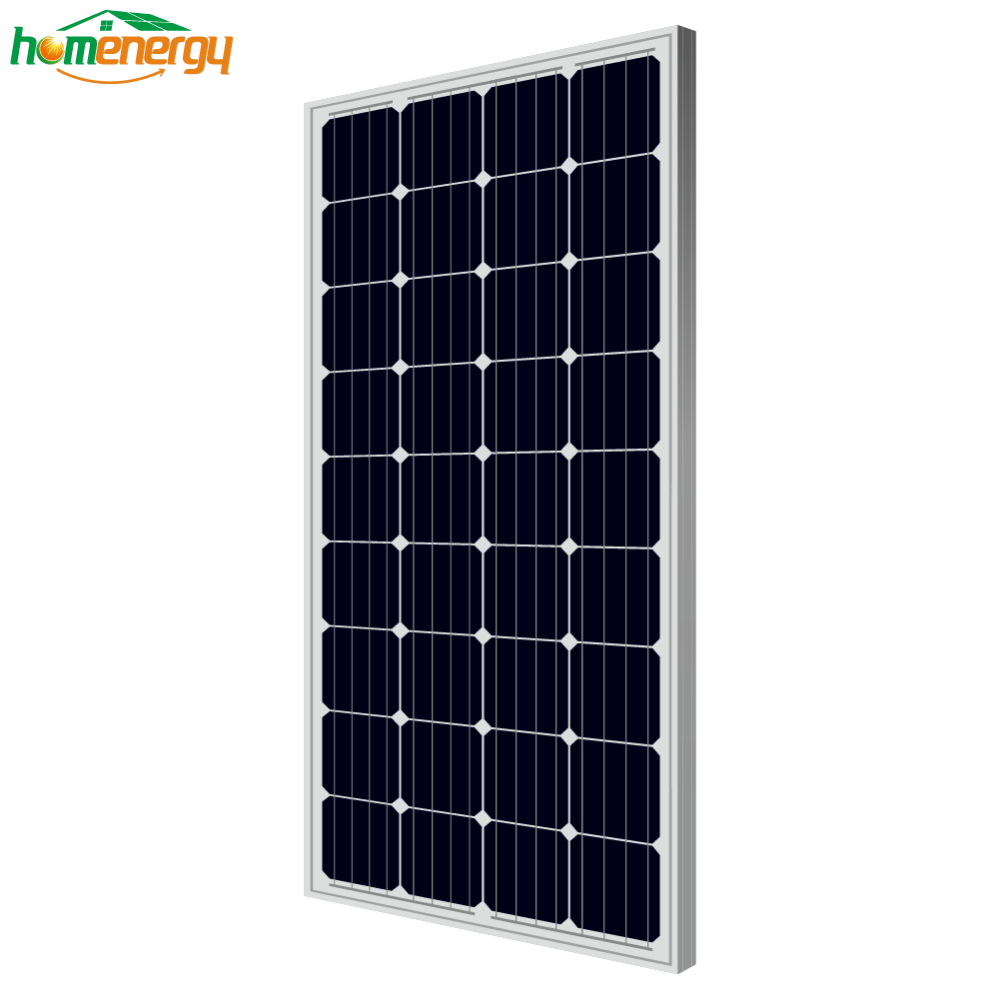 Cheaper price A grade mono solar panel 100 watts 80w 90w 95w for sale