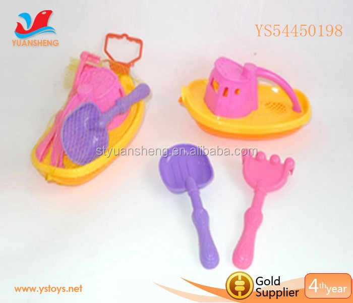 Best Choose Sand Beach Toys Cheap Plastic Boat Summer Toy Kids Plastic Sand Shovels