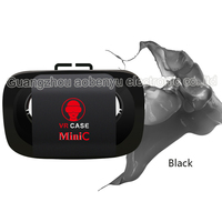 Newest Vr Box 3d Glasses 2.0 Version Virtual Reality 3d Moives Cardboard+bluetooth