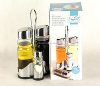 LFGB Approve color box packing functional cruet sets small kitchen household items
