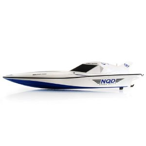 "29.5"" High Wing Racing Boat HWC7 BLUE"