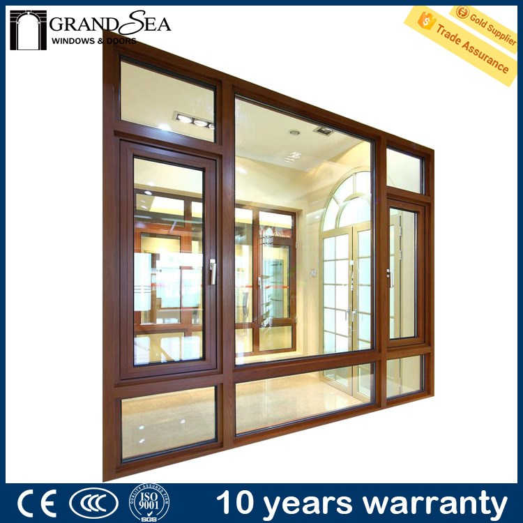 China factory double tempered glass plastic grids for windows alibaba gold supplier