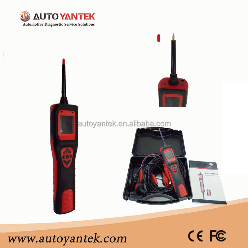 YANTEK 100% Original Professional Auto Diagnostics Scan Tools Laptop Car Diagnostic Scanner Best Scanner Test Tool Auto