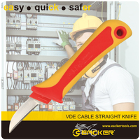 Vde Cable Straight Utility Knife Cutting Tools