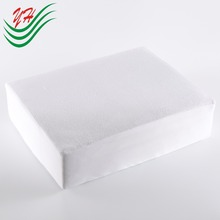 cotton polyester white terry cloth waterproof cotton polyester mattress protector