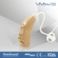 Hearing Health Medical Equipment with amplifier tube