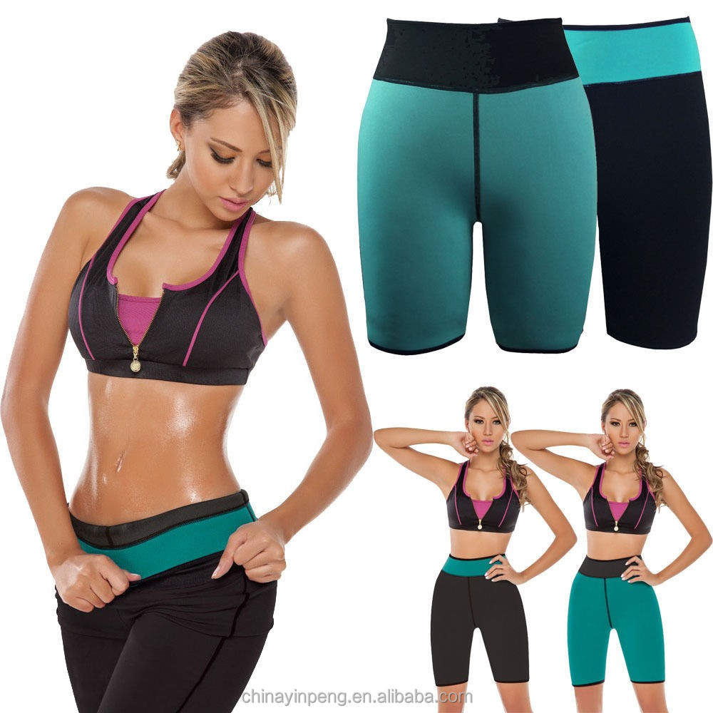Neoprene Shorts for Ladies Slimming shaper Ultra More Sweat Compression slimming pants