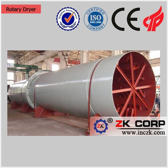 ISO Energy Saving Lime/Limestone Rotary Kiln With Low Price