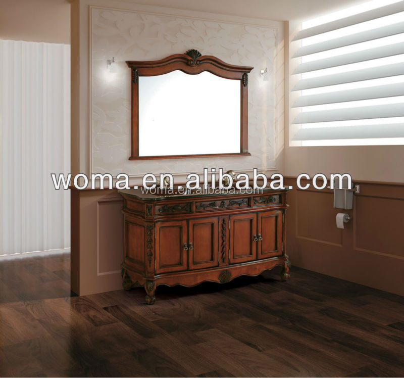 antike massivholz badm bel 2016d kabinett des badezimmers. Black Bedroom Furniture Sets. Home Design Ideas