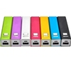 2014 Hot sell Shenzhen factory 2600mah mobile phones harga power bank with high quality and cheap price