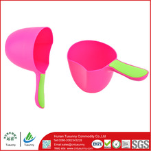 fashionable baby bath plastic scoop