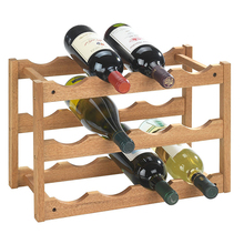 High quality mordern or antique OEM and ODE accepted wine storage rack