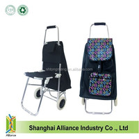 Cheap Shopping Bags With Luggage Trolley