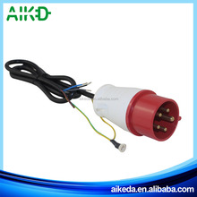 Hot selling oem cixi useful top level adapter plug