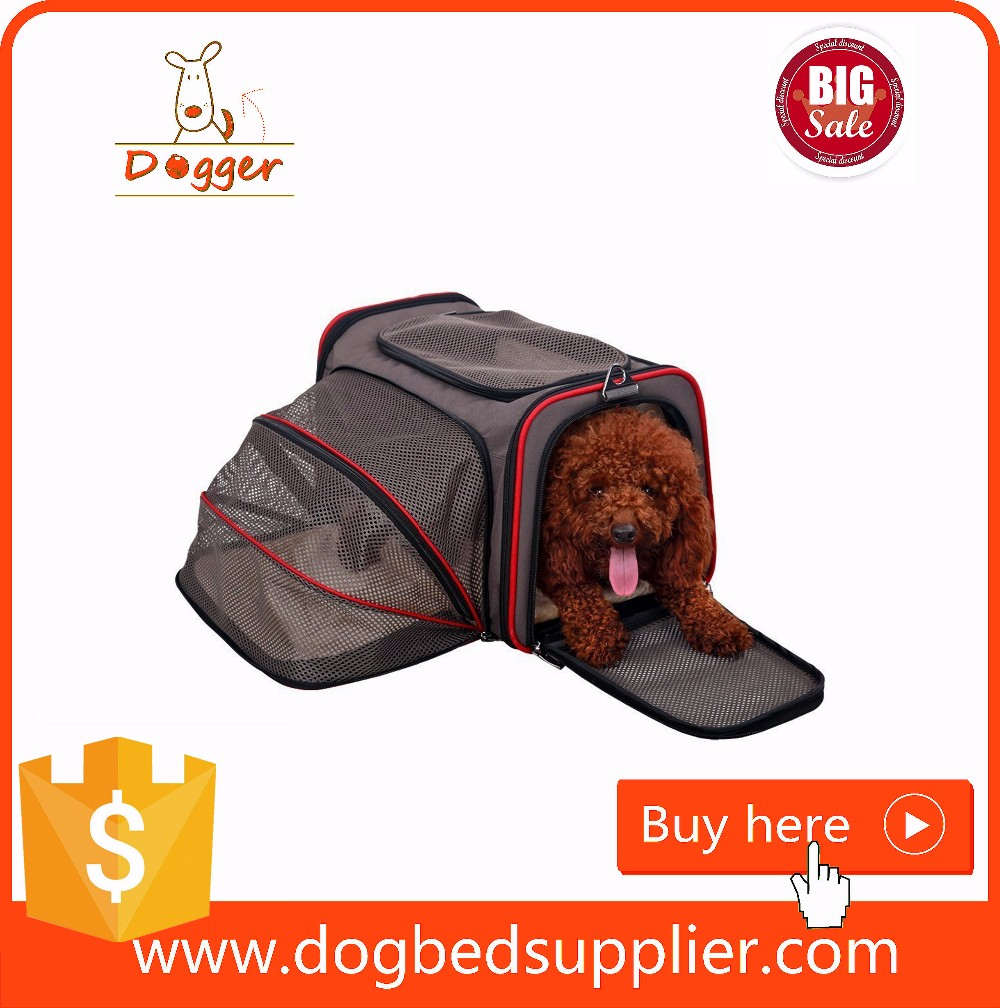 airline approved fishing rod carrier/backpack carrier for dogs hiking/expandable pet carrier vespa