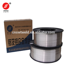 China manufacturer er4043 aluminum welding electrode solid wire rod for wood engraving cutting