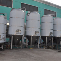 300L H Turnkey Beer Brewery Equipment