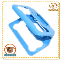 blue plastic highquality pp ecofriendly dog pooper scooper