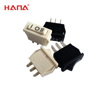 HANA CUL on-off-on 10000cycles rocker switch t125