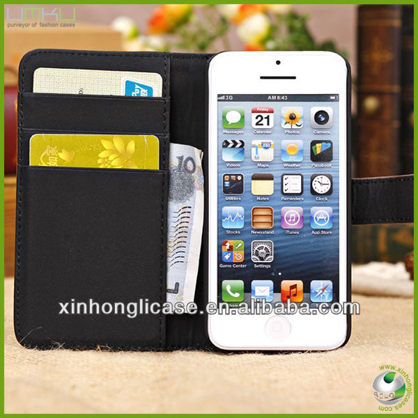 Retro leather cheap case for iphone 5s,new design case se for phone