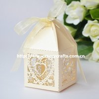 "Wholesale 2016 hot selling items laser cut ""love heart"" gift box valentines day gifts"