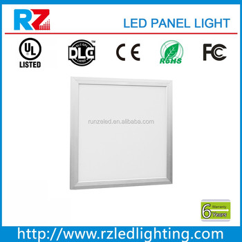 2016 European popular led panel 36W 40W 45W 5000K 2ftx2ft led panel light