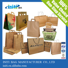 2016 Hot New Products kraft paper bag