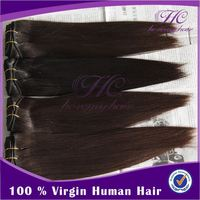 Grade 7a virgin hair weave straight hair remy indian