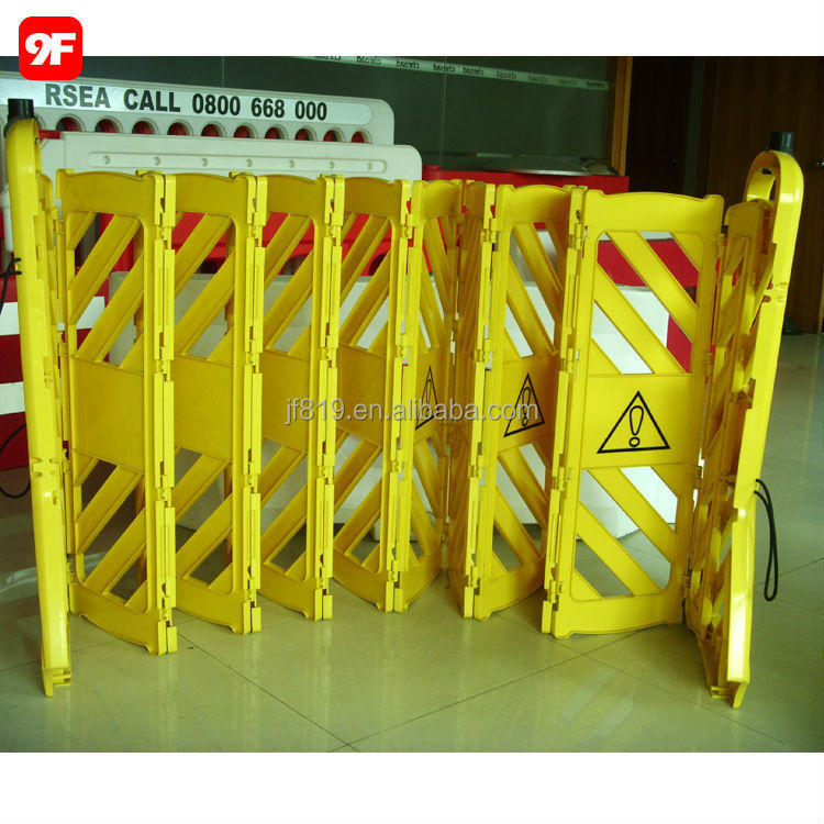 9F Portable Expandable Barrier/PP Fence