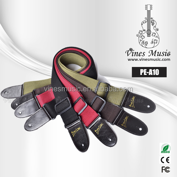 wholesale colorful guitar belt guitar strap custom <strong>A10</strong>