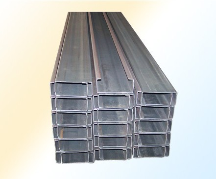 roofing materials / metal roof battens /c section / c purlins hot sale in Middle East/Australia