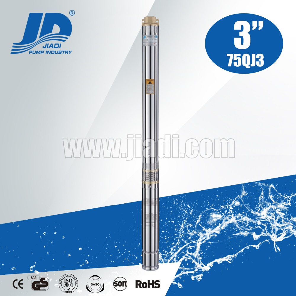 High quality QJD series solar submersible pumps water pumps