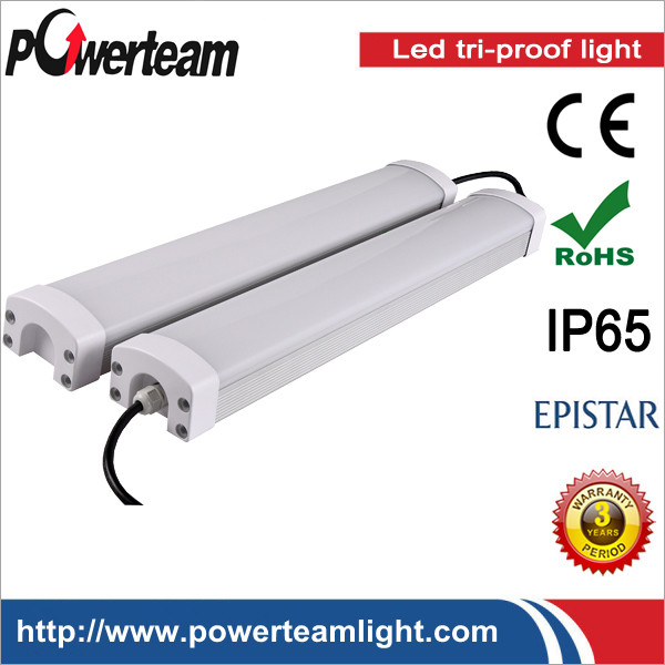 surface integrated led tube IP65 linear light