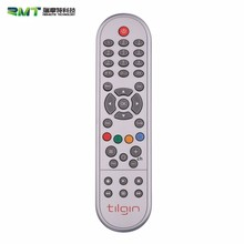 Six-axis Gyro- Sensor Fly or Air Mouse /2.4G wireless bpl tv remote control helicopter for Android system, PC, Smart TV and IPTV