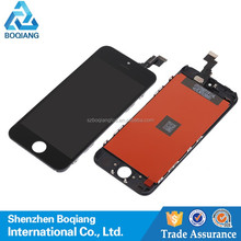 Original quality Lcd and screen for Iphone 5c Tianma lcd Touch screens for Apple iphone 5c with CE certificate