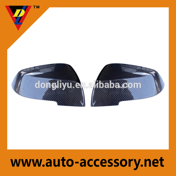 BMW3 series parts replacement carbon fiber car side mirror cover