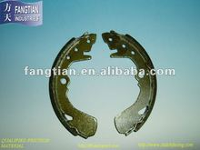 Non-asbestos Car Brake Shoes For TATA ACE In Indian Market