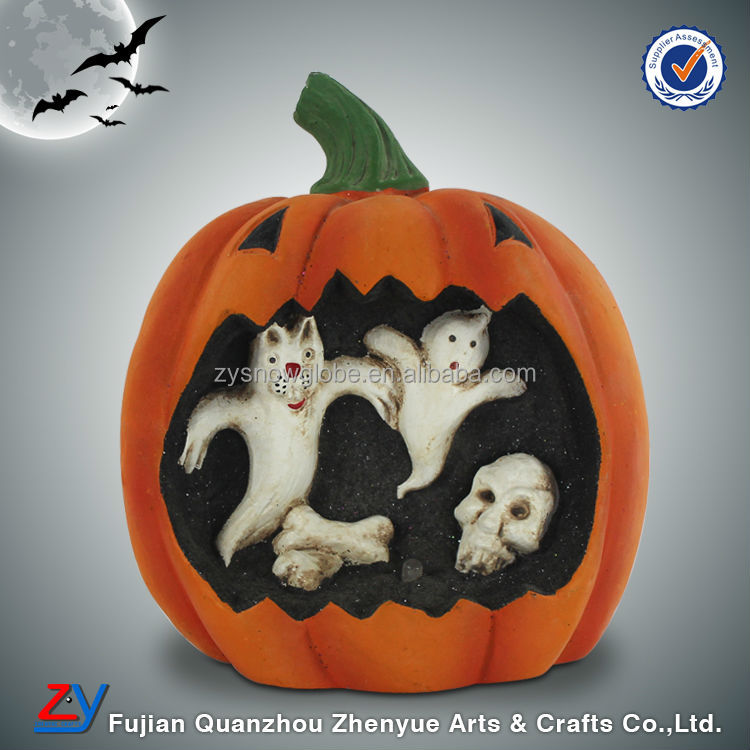 Halloween ceramic promotion pumpkin