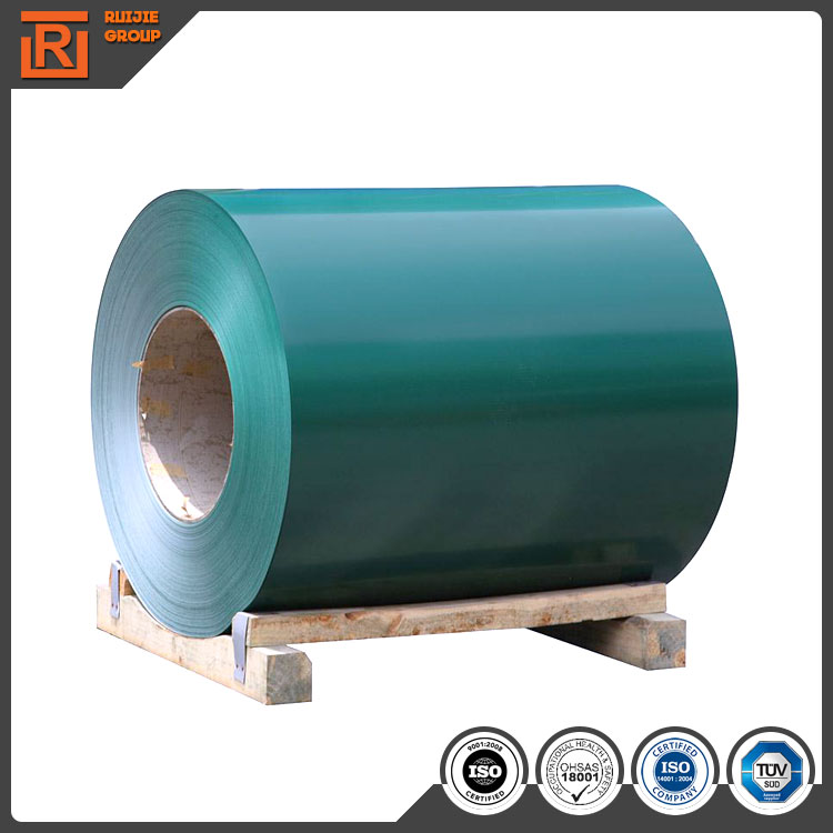 DX51D PPGI / PPGL / Color Coated Iron Steel Coil for Metal Roofing sheet from China manufacturer