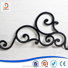 High quality China factory Fencing Railing Gate Grill Parts ornamental wrought iron