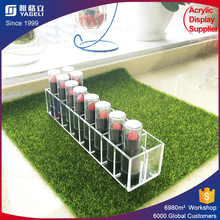Level Acrylic Lipstick Nail Polish Cosmetic Makeup Tray Box Countertop Organizer Holder Yageli