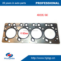 Truck Engine Spare Parts Cylinder Head Gasket Used For Engine QC4D22E