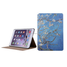 For Apple ipad leather case, wholesale tablet case for Apple ipad mini3,folio leather stand for Apple ipad mini 2 flip cover