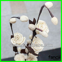 dried flowers for wedding decoration materials
