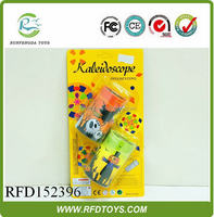 2014 New paper kaleidoscope for sale,plastic toy wholesale sale kaleidoscope